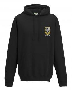 Otley Rugby College Hoodie Black